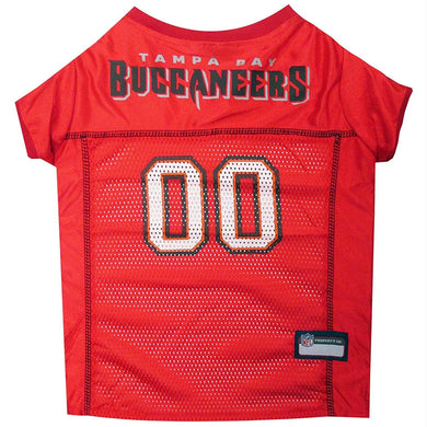 Tampa Bay Buccaneers Pet Jersey