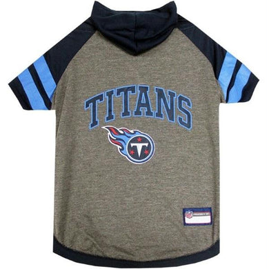 Tennessee Titans Pet Hoodie T-Shirt