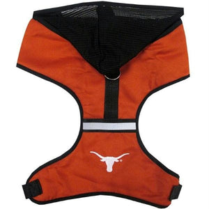 Texas Longhorns Pet Hoodie Harness