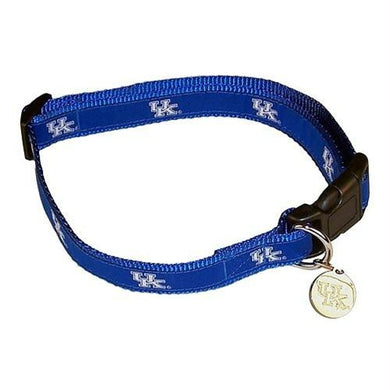 Kentucky Wildcats Alternate Style Dog Collar