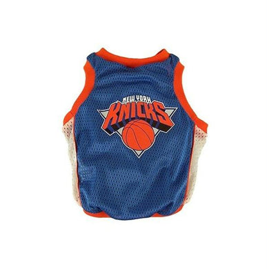 New York Knicks Alternate Style Dog Jersey