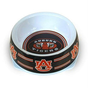 Auburn Tigers Dog Bowl