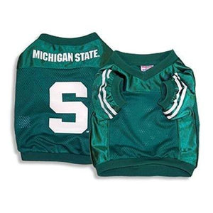 Michigan State Spartans Alternate Style Dog Jersey