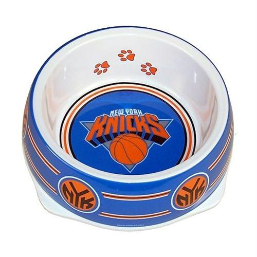 New York Knicks Dog Bowl