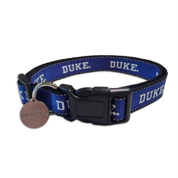 Duke Blue Devils Reflective Dog Collar