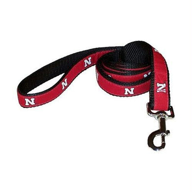 Nebraska Huskers Alternate Style Dog Leash