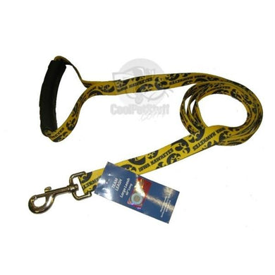 Iowa Hawkeyes EZ Grip Nylon Leash