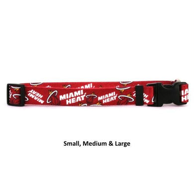 Miami Heat Nylon Collar