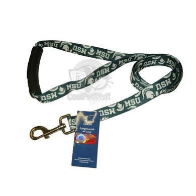 Michigan State Spartans EZ Grip Nylon Leash