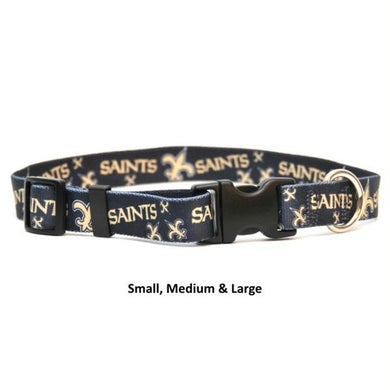 New Orleans Saints Nylon Collar