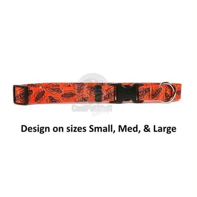 Oklahoma State Cowboys Nylon Collar