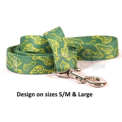Oregon Ducks Nylon Leash