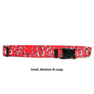 New Jersey Devils Nylon Collar