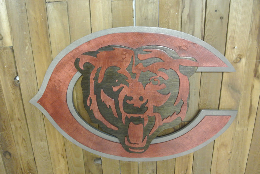 Chicago Bears Logo - Updated Stain