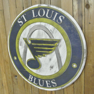 St. Louis Blues Logo