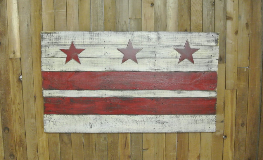 Washington DC Flag