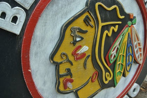 Chicago Blackhawks Logo, new