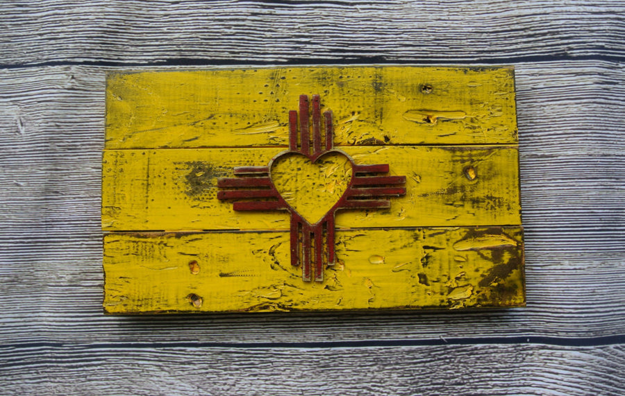 New Mexico Love Flag