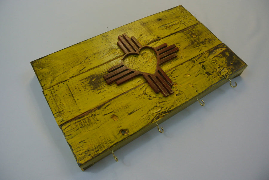 New Mexico Love Key Rack
