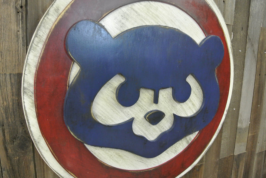 "Chicago Cubs ""Cubbies"" Logo"
