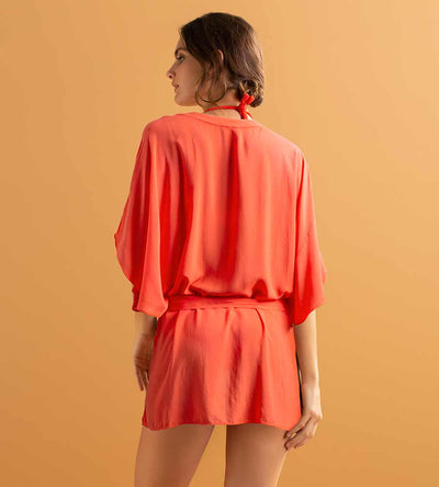 ELECTRIC CORAL COVER UP TOUCHE 0A35093