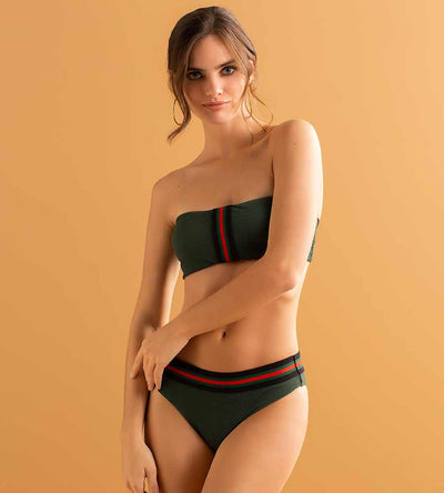EMERALD ROCKS HIPSTER BOTTOM TOUCHE 0P68093