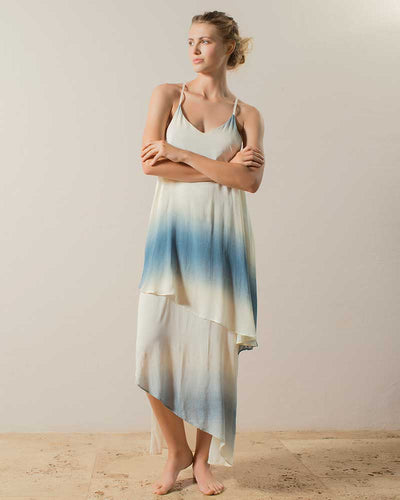 BONDI MAXI DRESS TOUCHE 0F41082