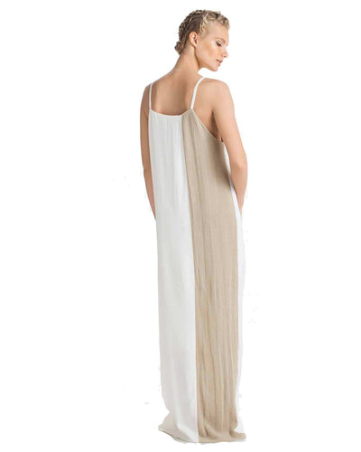 HAMPTONS MAXI DRESS TOUCHE 0F88081