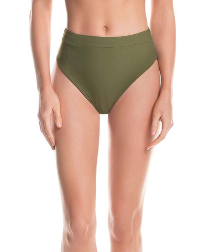 PALMAR HIGH WAIST BIKINI BOTTOM TOUCHE 0G67083