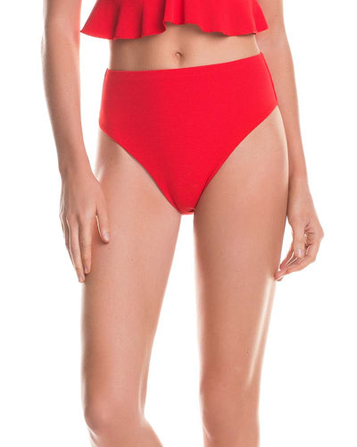CHERRY BALM HIGH WAIST BIKINI BOTTOM TOUCHE 0G80083