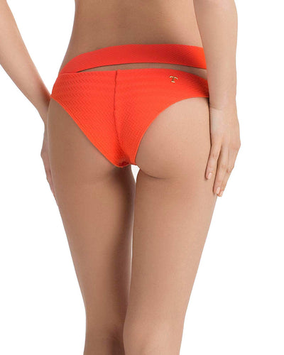 TIGER CUTOUT BIKINI BOTTOM TOUCHE 0P14081