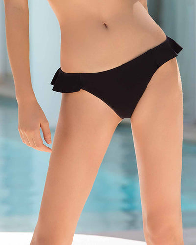 AQUARELLE RUFFLE BOTTOM TOUCHE 0P22072