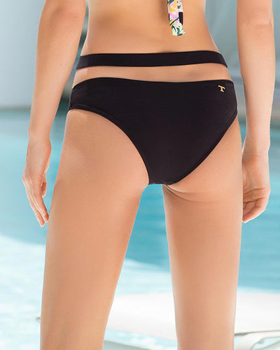 AQUARELLE STRAPPY BOTTOM TOUCHE 0P71072