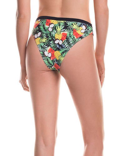 TUTTI FRUTTI HIGH WAIST BIKIKINI BOTTOM TOUCHE 0P79083