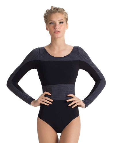 MESHY STRIPES SPORTY ONE PIECE TOUCHE 0Q81081