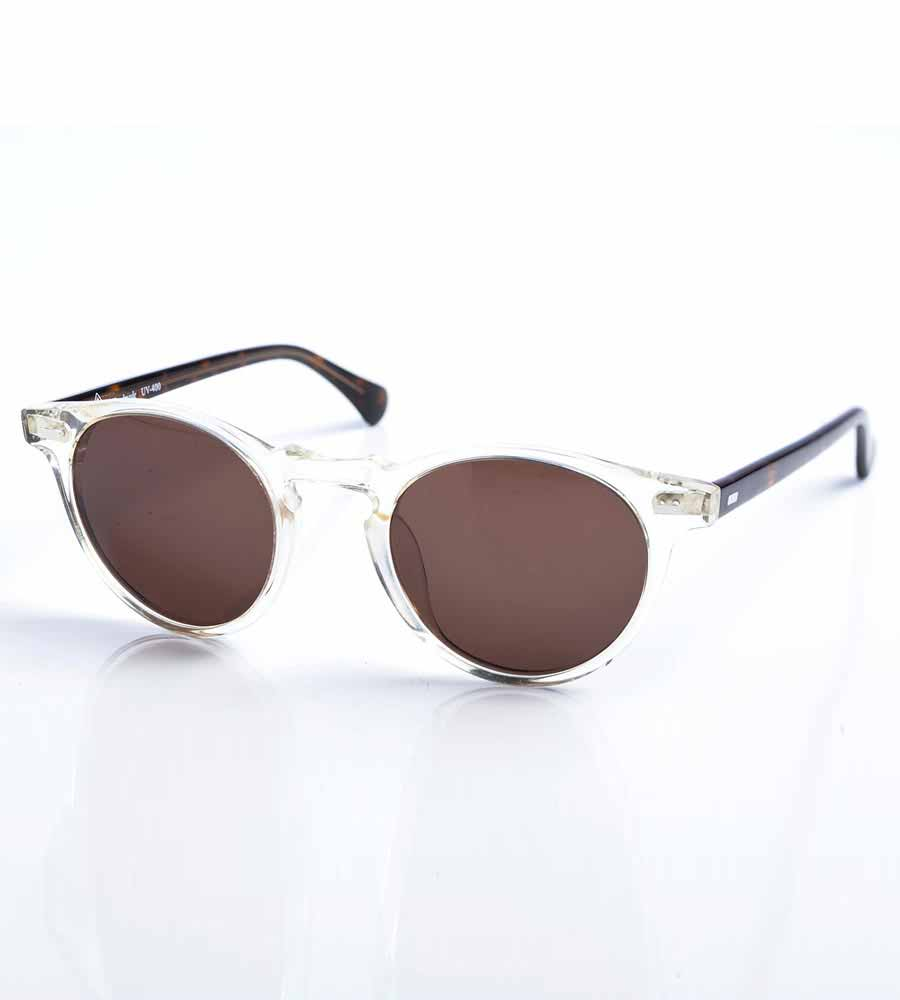 CLEAR CATWALK SUNGLASSES TOUCHE 0S80091