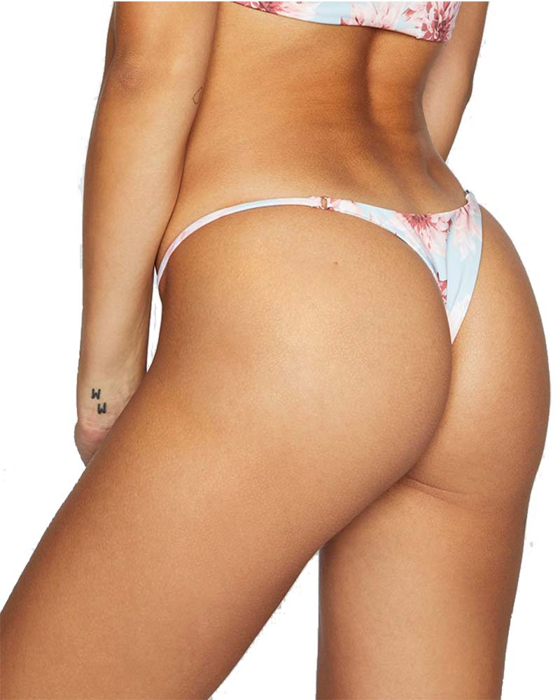 WILD FLOWER JOY BOTTOM FRANKIES BIKINIS 11118-WLDP