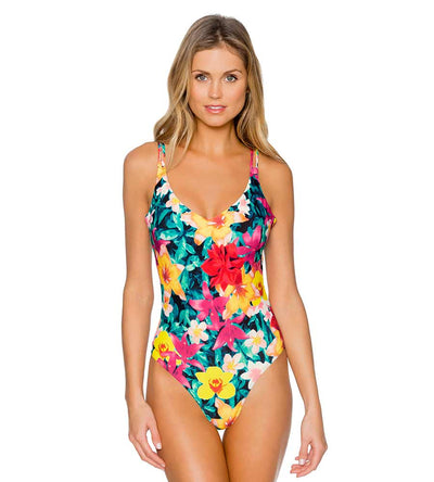 NATIVE BLOOMS VERONICA ONE PIECE SUNSETS 112NABL