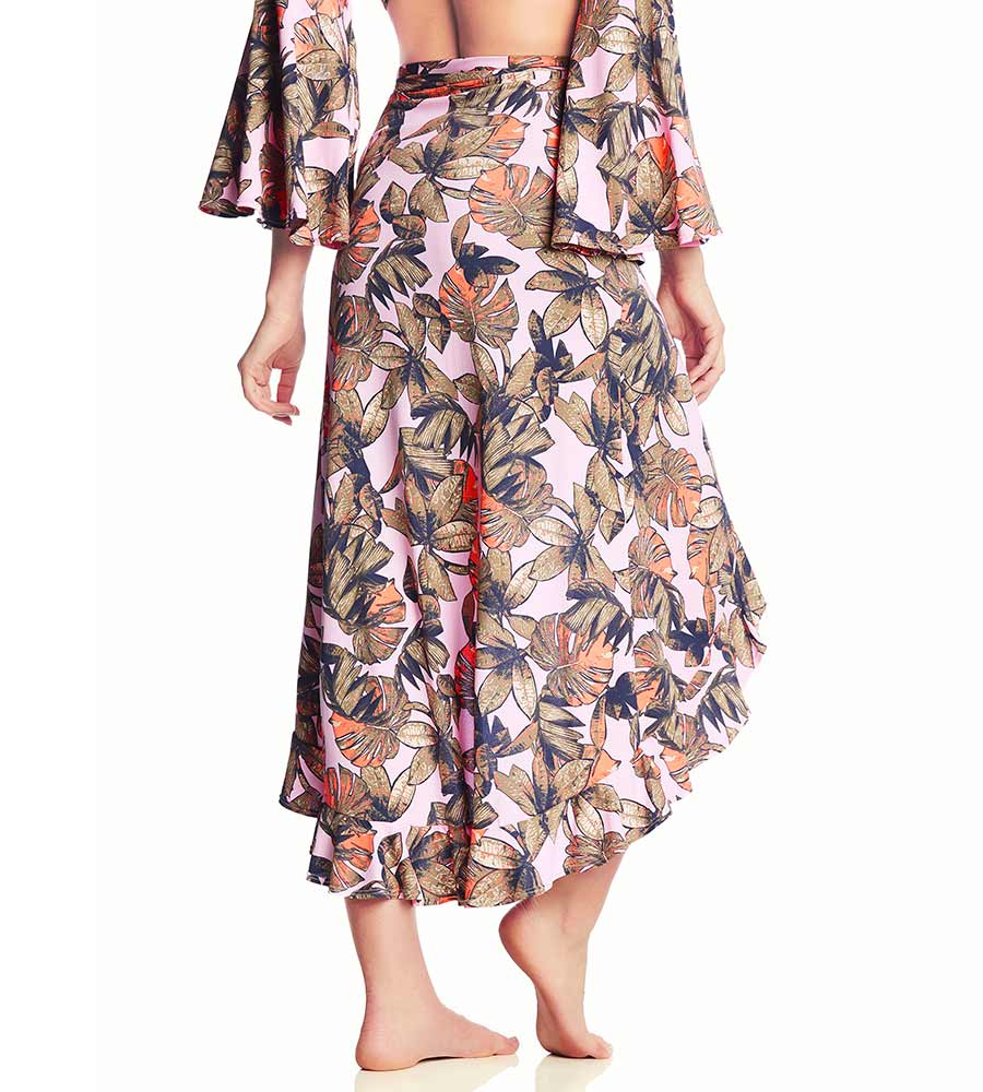 OFF THE BEATEN PATH LONG SKIRT MAAJI 1575CKL01