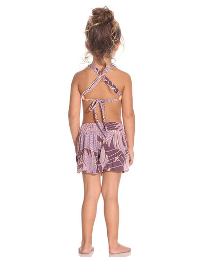SUN FLOWER GIRLS SHORTS MAAJI 1691KKC02