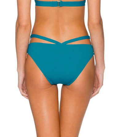 OCEANA STELLA STRAPPY HIPSTER BOTTOM SUNSETS 17BOCEA
