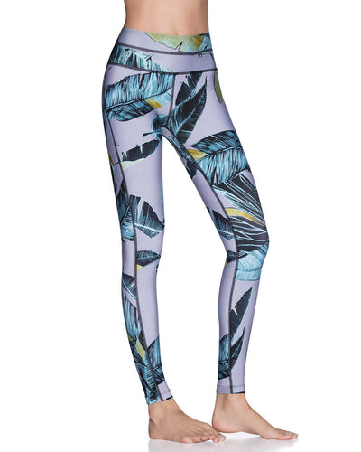 DOUBLE DREAM TROPIC REVERSIBLE HIGH HIGH RISE FULL LEGGING MAAJI 1822ALL01