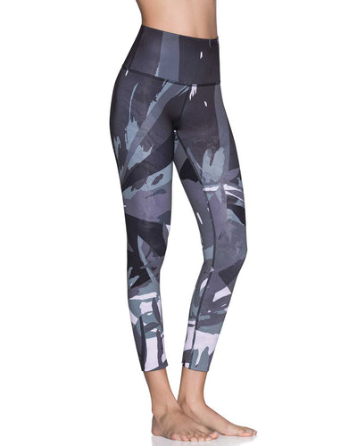 NATIVE REVERSE PEBBLE HIGH RISE 7/8 LEGGING MAAJI 1838ALM01