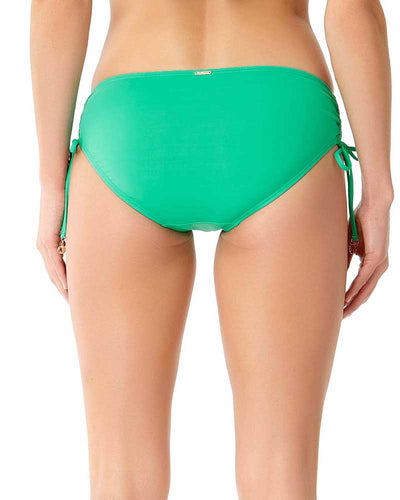 LIVE IN COLOR ACE OF JADES SIDE TIE BIKINI BOTTOM ANNE COLE 18MB30001-JAD
