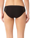 CROCHET ALL DAY BLACK CROCHET BIKINI BOTTOM ANNE COLE 18MB31403-BLK