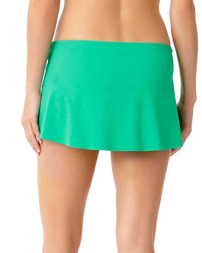 LIVE IN COLOR ACE OF JADES SARONG SWIM SKIRT ANNE COLE 18MB40201-JAD