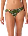 HAPPY STRAPPY GREEN BIKINI BOTTOM ANNE COLE 18SB30063-GRPR