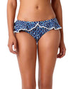 FLOUNCE AROUND BIKINI BOTTOM ANNE COLE 18SB32370-MULT