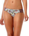 HAPPY STRAPPY BIKINI BOTTOM ANNE COLE 18SB32764-WHML