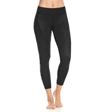 FLOATER BLACK MID RISE LEGGING MAAJI 1998ALM01